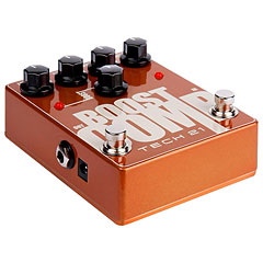 Tech 21 Boost Comp « Bass Guitar Effect