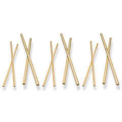 Latin Percussion LP246C Timbale Sticks Ash « Baguettes timbale