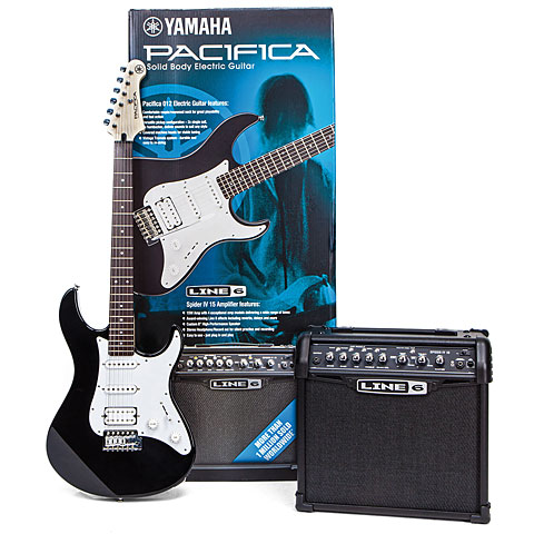 Yamaha Pacifica 012/Spider Set