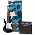 E-Guitar Set Yamaha Pacifica 012/Spider Set