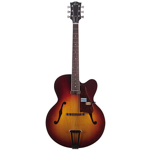 Gibson Custom Shop Solid Formed 17'' Hollowbody Venetian « Guitarra eléctrica