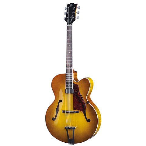 Gibson Custom Shop Solid Formed 17'' Hollowbody Venetian