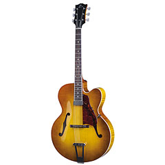 "Gibson Custom Shop Solid Formed 17"" Hollowbody Venetian « Elgitarr"