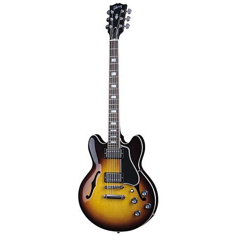 Gibson ES-339 Sunset Burst