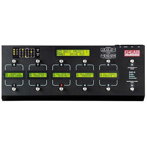 G-LAB GSC-5 Guitar System Controller