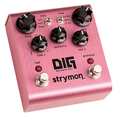 Strymon DIG Dual Digital Delay « Effectpedaal Gitaar