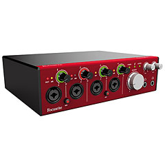 Focusrite Clarett 4Pre « Audio Interface