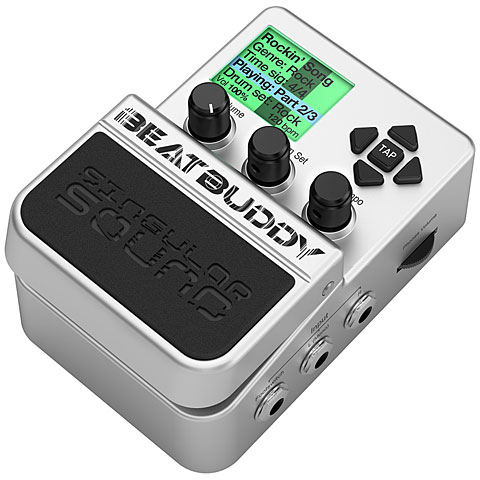 Effectpedaal Gitaar Singular Sound Beat Buddy