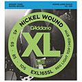 Cuerdas bajo eléctrico D'Addario EXL165SL Nickel Wound .045-105