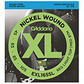 Electric Bass Strings D'Addario EXL165SL Nickel Wound .045-105