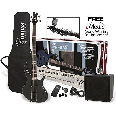 E-Bass Set Epiphone Toby Bass Perfomance Pack
