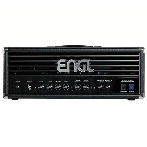 Tête ampli guitare Engl E651 Artist Edition Blackout 100W