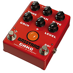 Okko Basstard Bass Overdrive « Pedal bajo eléctrico