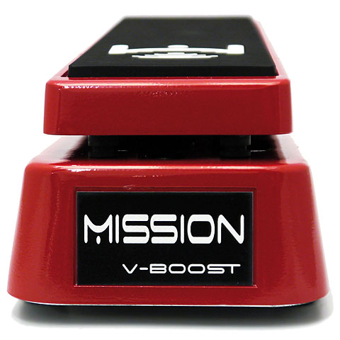 Effektgerät E-Gitarre Mission Engineering V-Boost VB-RD
