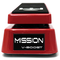 Mission Engineering V-Boost VB-RD « Guitar Effect