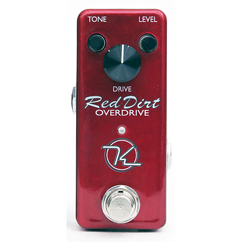Pedal guitarra eléctrica Keeley Red Dirt Mini