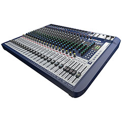 Soundcraft Signature 22 « Mesa de mezclas