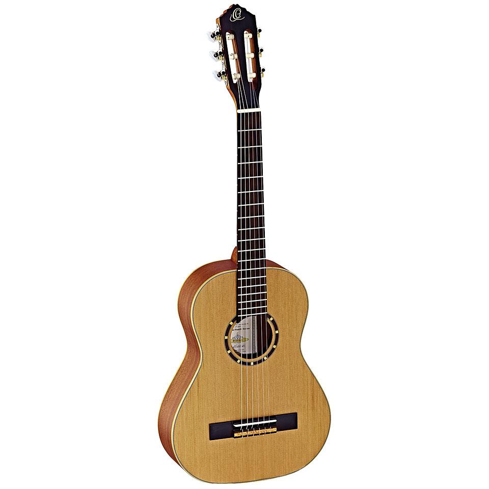 Konzertgitarren - Ortega R122 1 2 Konzertgitarre - Onlineshop Musik Produktiv