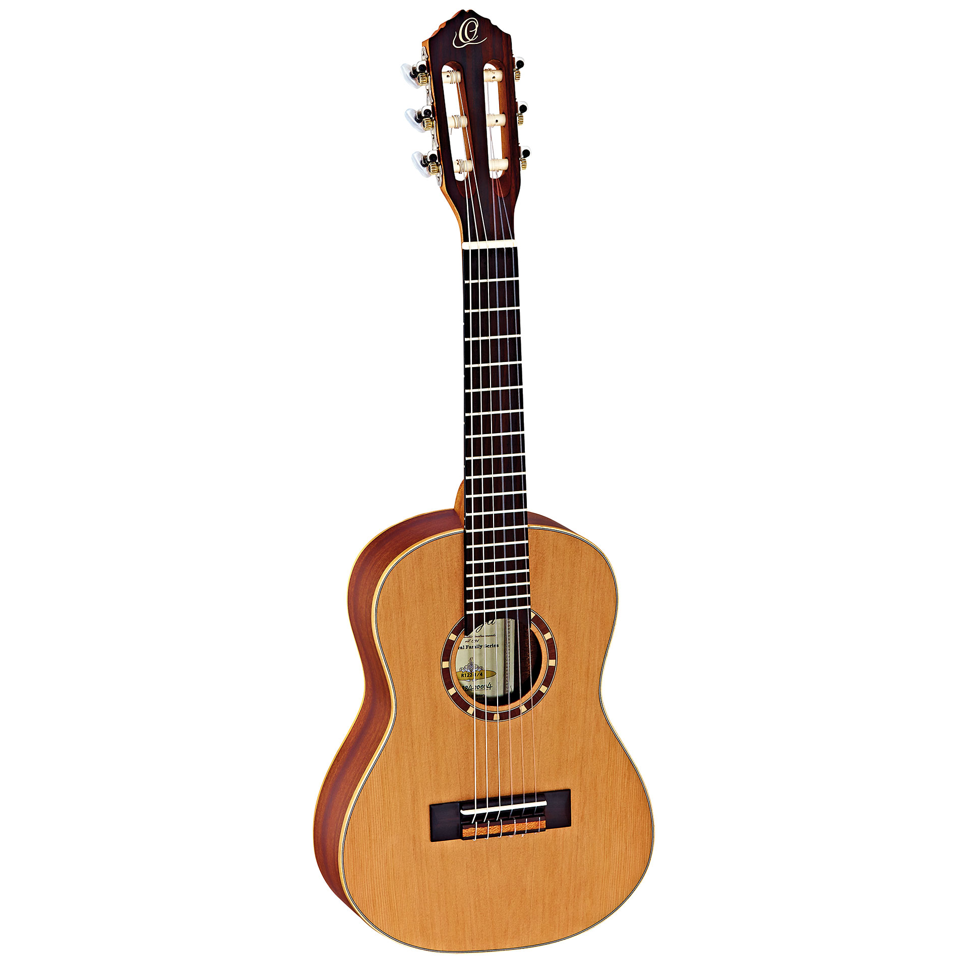 ortega r122 1 4 guitare classique. Black Bedroom Furniture Sets. Home Design Ideas