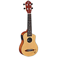 Ortega RU5CE-SO « Ukulele