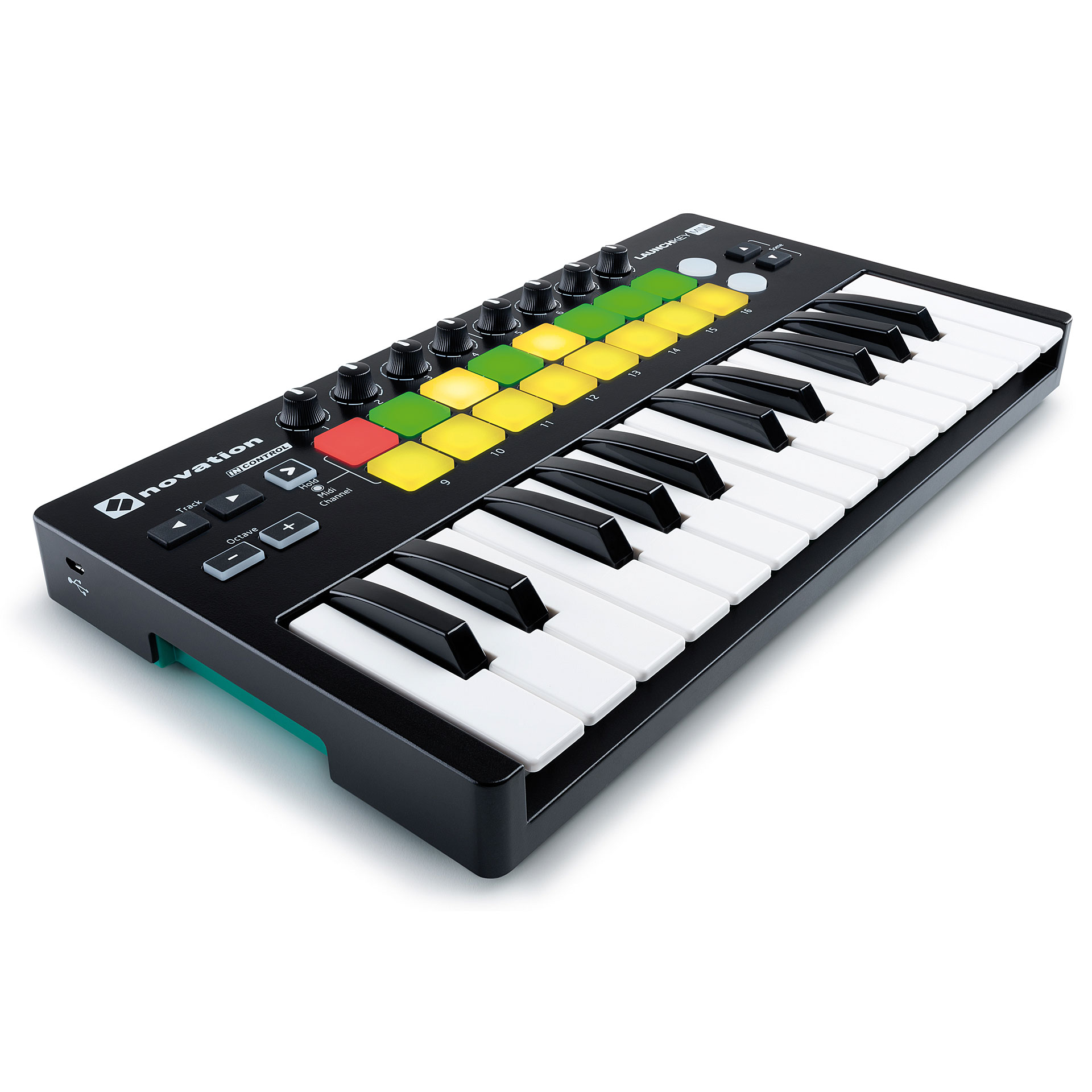 novation launchkey mini mk2 master keyboard. Black Bedroom Furniture Sets. Home Design Ideas