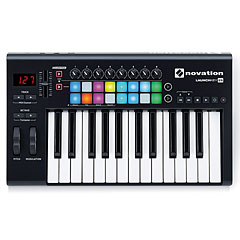 Novation Launchkey 25 Mk2 « Master Keyboard