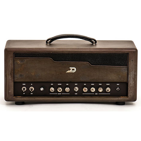 Cabezal guitarra Duesenberg Berlin Amplifier