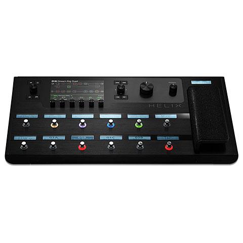 Multi-effets guitare électrique Line 6 Helix Guitar Processor