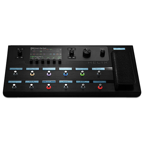 Multieffektgerät E-Gitarre Line 6 Helix Guitar Processor