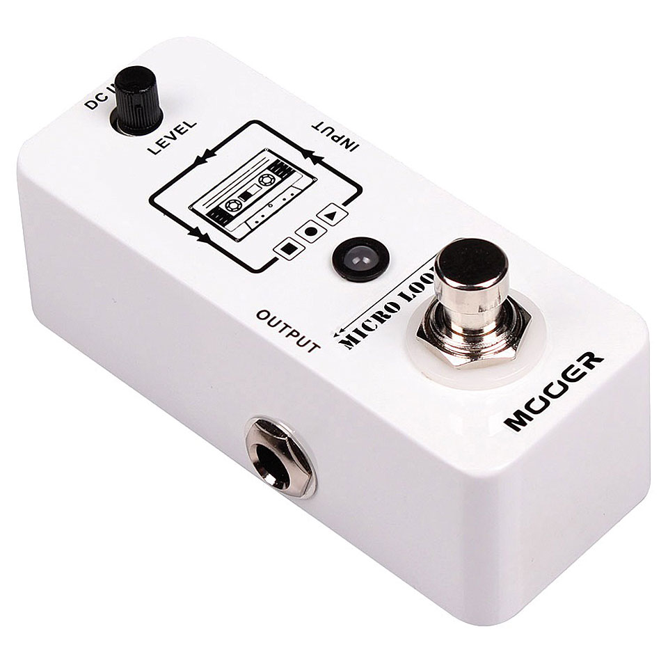 how to connect looper pedal to pc