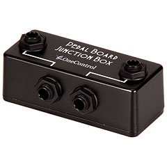 One Control Pedal Board Junction Box « Little Helper