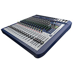 Soundcraft Signature 16 « Mesa de mezclas
