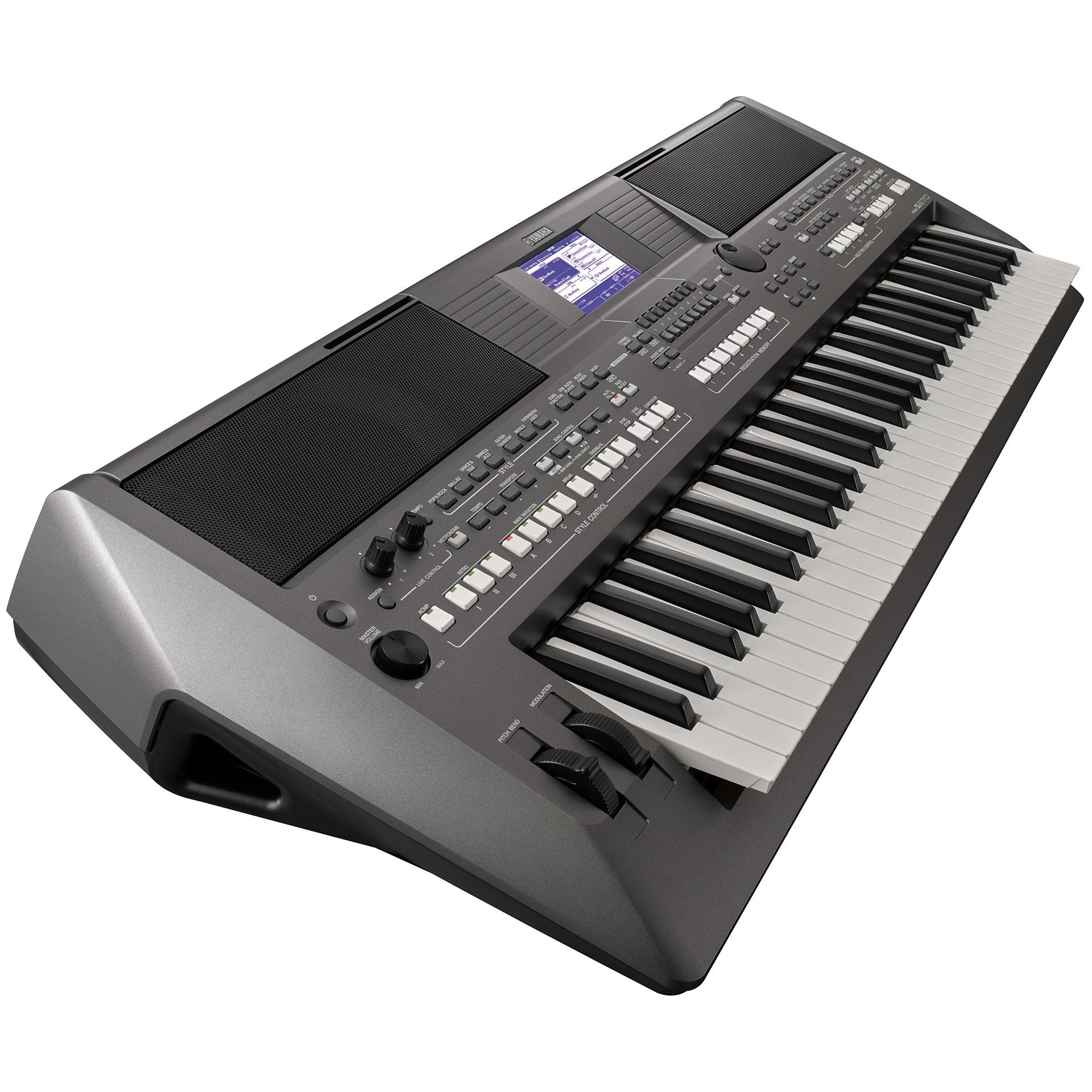 0215b7acf32 Keyboard Yamaha PSR-S670 Keyboard Yamaha PSR-S670 (2) ...