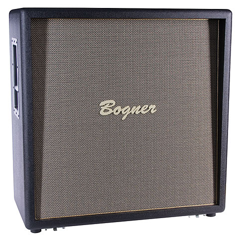 Guitar Cabinet Bogner Helios 412ST straight