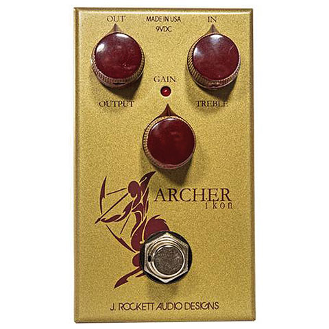 Effets pour guitare électrique J. Rockett Audio Designs Archer Ikon Limited Edition