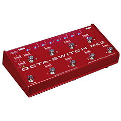 Carl Martin Octa-Switch MK3 « Little Helper