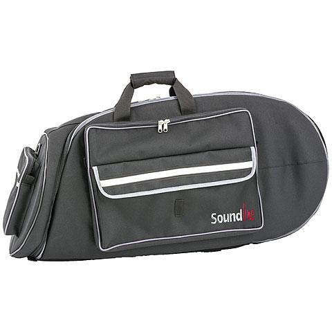 Gigbag Blaasinstrument Soundline Comfort für Tenorhorn (oval)