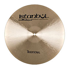 "Istanbul Mehmet Traditional 18"" Paper Thin Crash « Cymbale Crash"