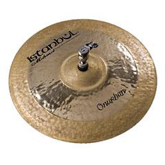 "Istanbul Mehmet Onurhan 14"" HiHat « Cymbale Hi-Hat"