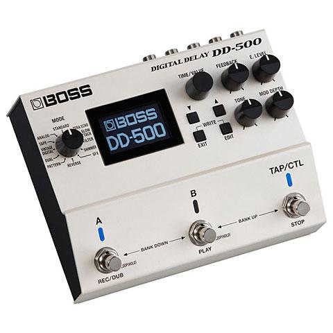 Guitar Effect Boss DD-500 Digital Delay