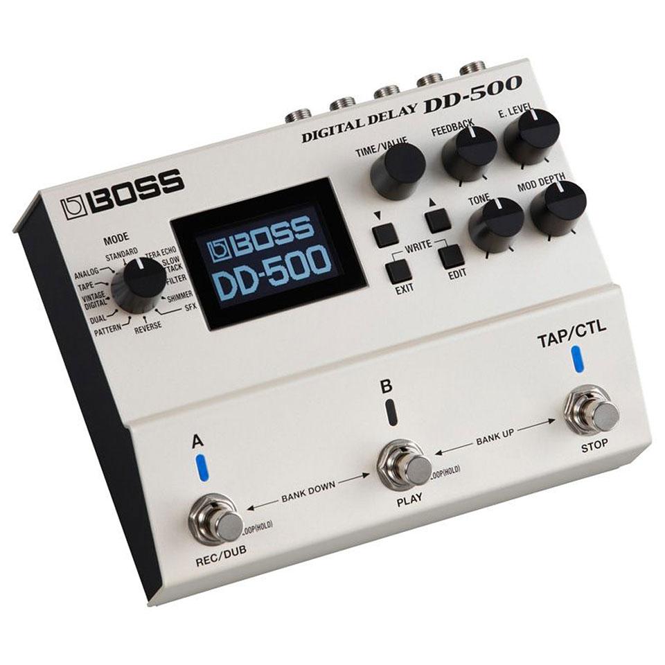 Guitar Effects Delay : boss dd 500 digital delay guitar effect ~ Vivirlamusica.com Haus und Dekorationen