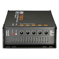Palmer PWT05 MK2 Pedalboard Netzteil « Guitar/Bass Power Supplies