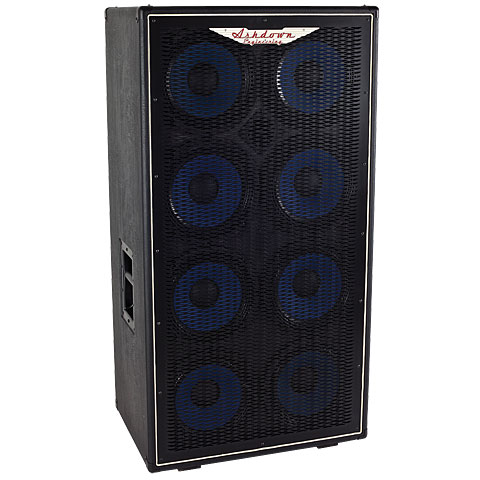 Box E-Bass Ashdown ABM 810H EVO IV