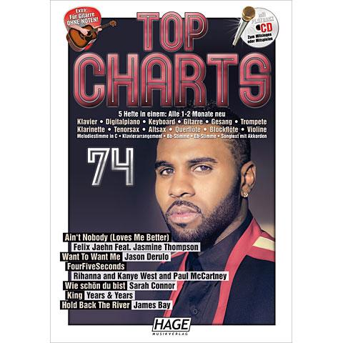Hage Top Charts 74