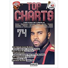 Hage Top Charts 74 « Recueil de morceaux