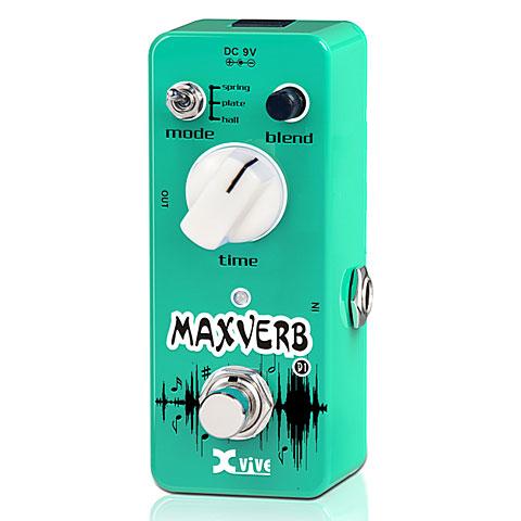 Effektgerät E-Gitarre Xvive D1 Maxverb