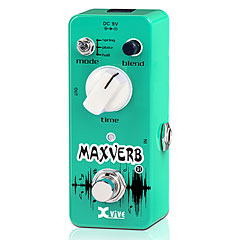 Xvive D1 Maxverb « Effektgerät E-Gitarre