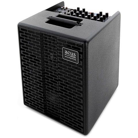 Ampli guitare acoustique Acus One 6T Black