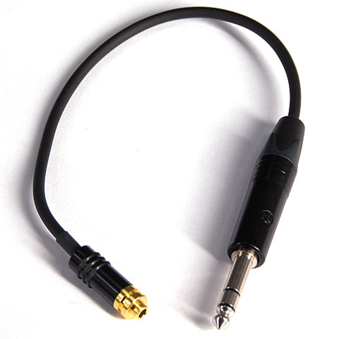 Enchufe adaptador AudioTeknik HPA-U 0,2 m black