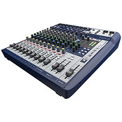 Soundcraft Signature 12 « Console analogique